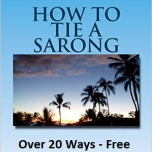 Sue Show's You 20 Simple Ways To Tie & Wear Sarong